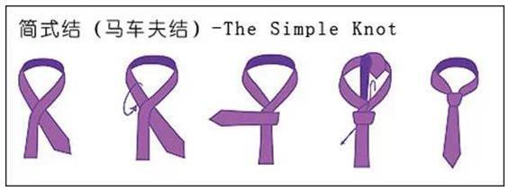 女生领带矢量图